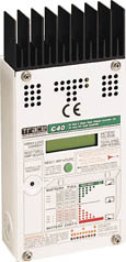 Trace charge controller
