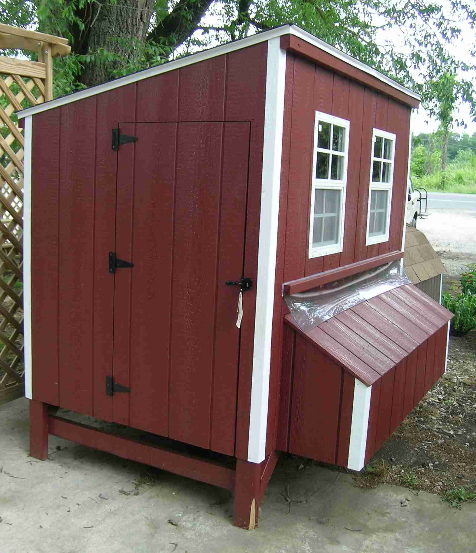 Diy chicken coops for Plans chicken coop