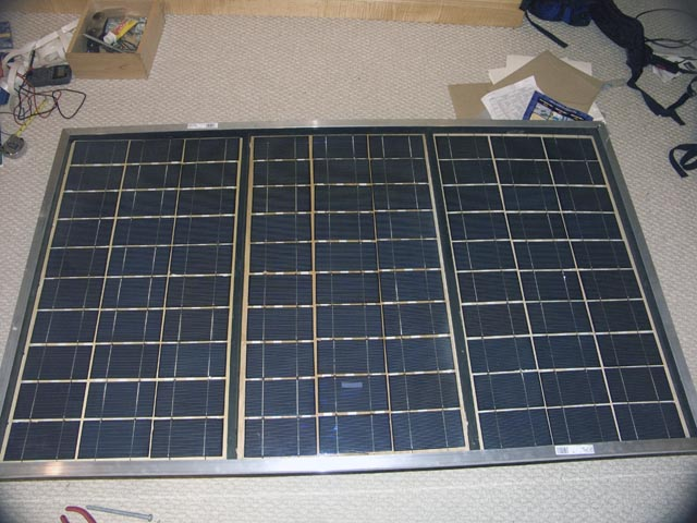 Solar Panel Is Accompanied By A Solar Panel Diagram These Are