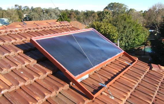 Diy Solar Air Heating