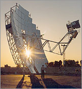Solar Dish/Engine