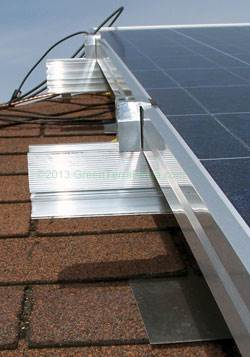 Solar PV End Clamp for Racking