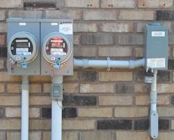 Parallel Electrical Meters