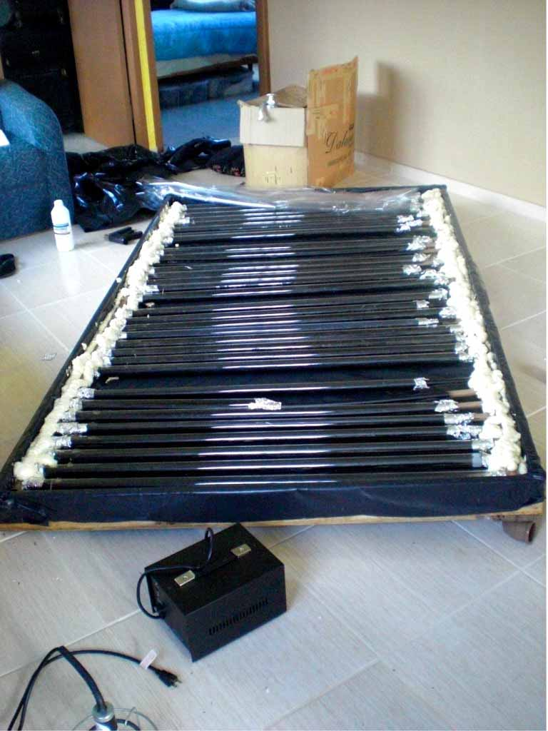 do it yourself batch solar collectors