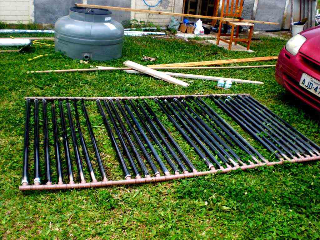 diy solar pool heater affordable or go for something simple with